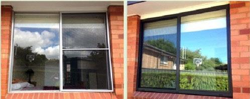 تعویض درب و پنجره قدیمی