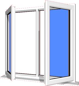 پنجره دوجداره