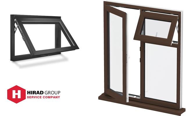 ویژگی های پنجره upvc و الومینیوم