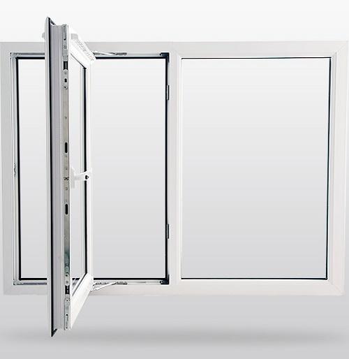 درب و پنجره های upvc