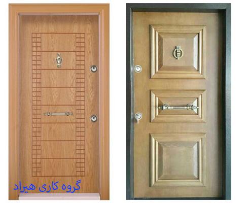اشنایی با رویه درب ضد سرقت